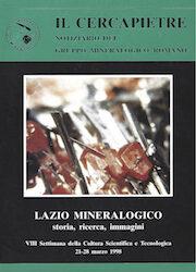 IL CERCAPIETRE 1998 sp.
