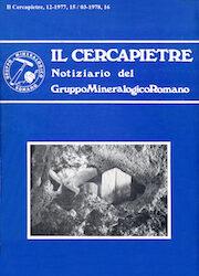 IL CERCAPIETRE 1977-78